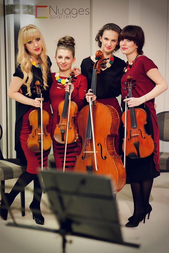 Nuages Quartet